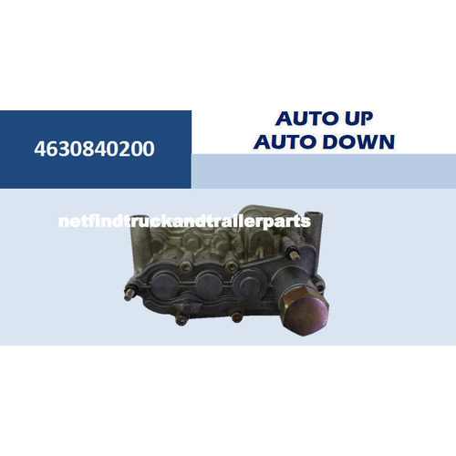 Trailer Axle Lift Up Control Valve Auto Up Auto Down
