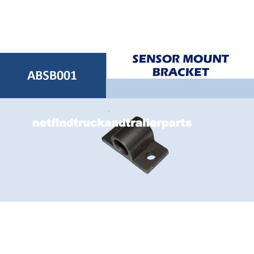 ABS/EBS Sensor Mount Bracket Truck Trailer