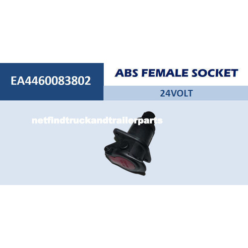 ABS Female Socket 24V  Truck Trailer