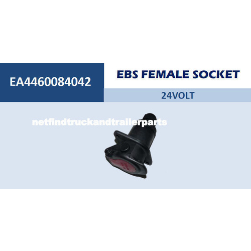 EBS Female Socket 24V Truck Trailer