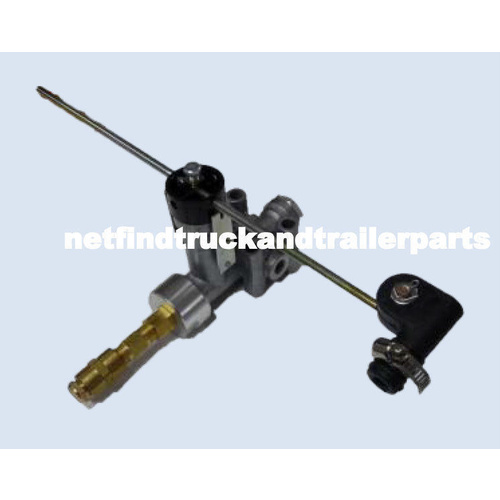 Braketec Trailer Air Suspension Height Control Valve with intergrated 7psi