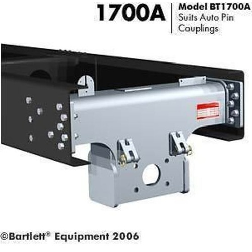 Towbar to suit Auto Pin Coupling to 21,500kg Heavy Truck Trailer Tow Bar-INSIDE BT1700A-21.5T