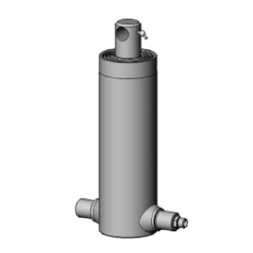 Pin type Connection Hydraulic Tipping Cylinder underbody for Trailer or Ute -JOT-HC125-4-1140B