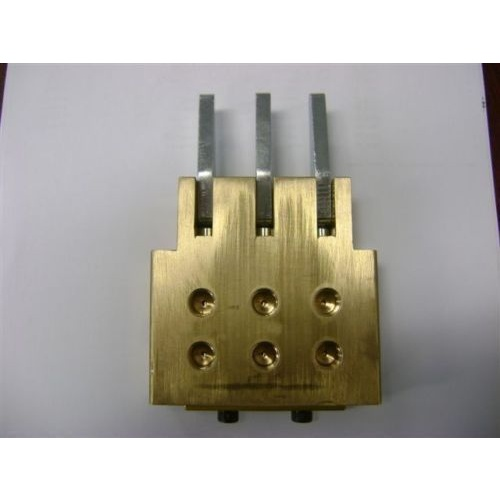 Truck Trailer Brass 3 finger switches