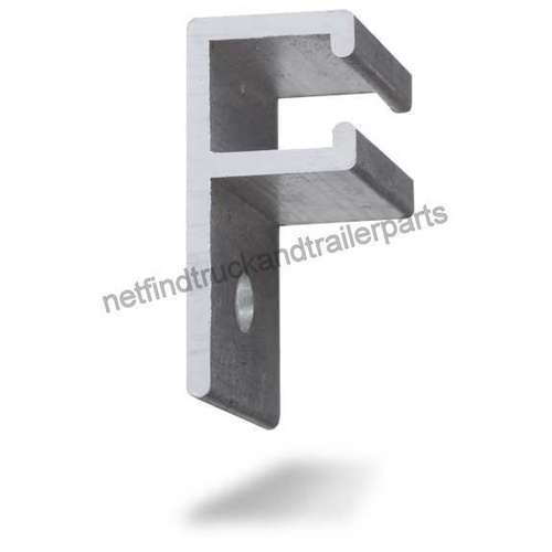 Spray Suppressant – 'f' Clip Aluminium x 10 to suit Truck and Trailer
