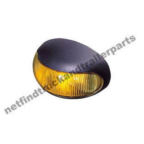 LED Lighting-DuraLED Side Direction Indicator Lamps Illuminated Truck & Trailer