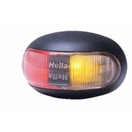 LED Hella Side Marker X 4 Truck Trailer