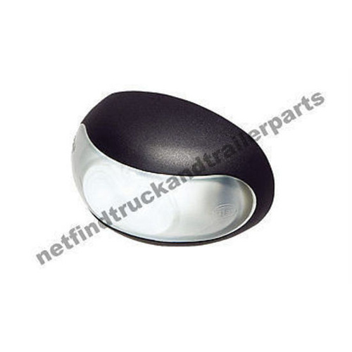 LED Lighting-DuraLED Front Position/Outline Lamp Illuminated(Wh) Truck & Trailer