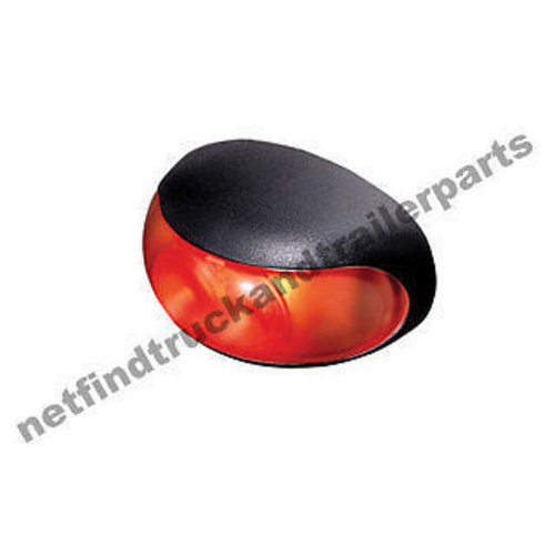 LED Lighting-DuraLED Rear Position/Outline Lamp Illuminated(Red) Truck & Trailer