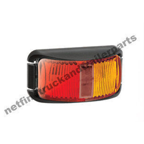 LED Lighting - LED Side Marker Lamp (Red/Amber) Truck & Trailer