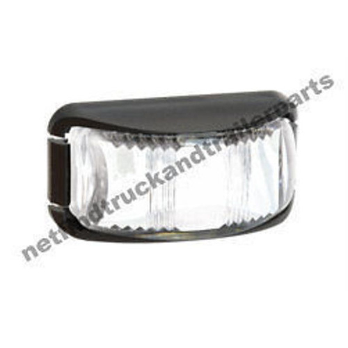 LED Lighting - LED Front End Outline Marker Lamp (White) Truck & Trailer