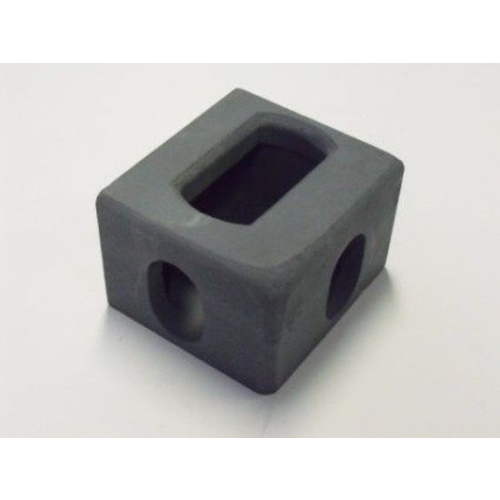 Container Twist Lock Corner Casting Top Right Side