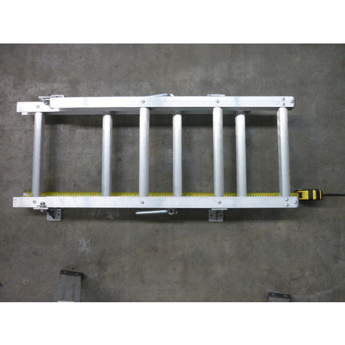 Aluminium drop down ladder Truck Trailer