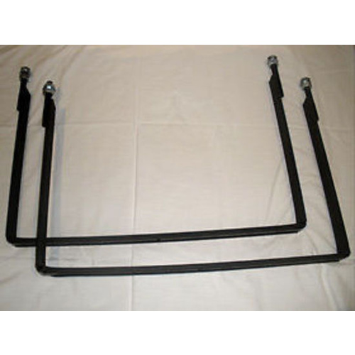 "Tool box Truck ""U"" Straps Brackets for Underbody Mount (pair) 1200x500mm TB034"